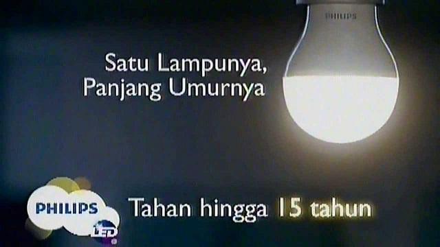 iklan lampu led