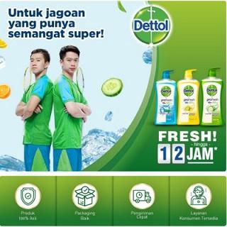 contoh iklan kebersihan