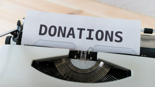 kata kata untuk mengajak donasi